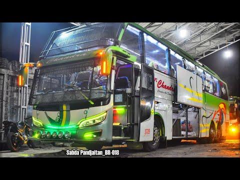 Review Bus CHANDRA JETLINER Godel Dragon Tronton Satu Satunya DiSUMATERA (VIRAL !!!)