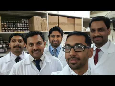 Qatar Red Crescent Worker Health Center Celebrating Pharmacist Day