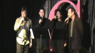 Delray Quartet - Gospel Medley