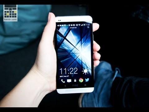 HTC One: обзор и характеристики (keddr.com)
