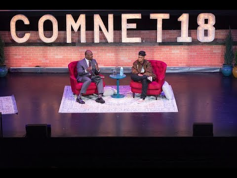 ComNet18 Keynote: Lena Waithe, Writer/Producer/Actor, in ...