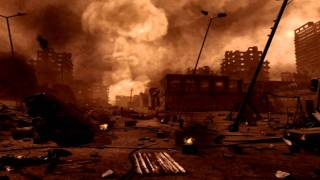 CoD4: Modern Warfare - Nuke scene + Aftermath (1080p HD)