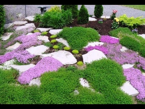 Beautiful flower garden design ideas youtube for Beautiful flower garden designs