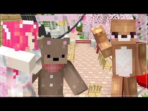 "Minecraft Maids ""RILAKKUMA?!"" Roleplay ♡62"