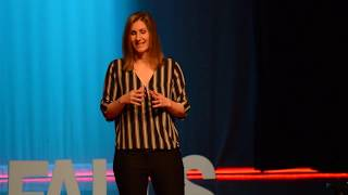 How do you cope with the trauma you didn't experience? | Leah Warshawski | TEDxTwinFalls