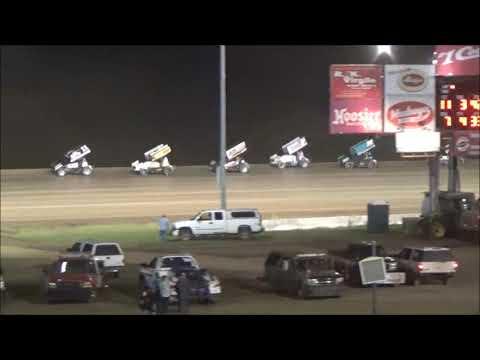 410 Sprint - Lernerville Speedway - June 14th, 2019 - AJ Flick