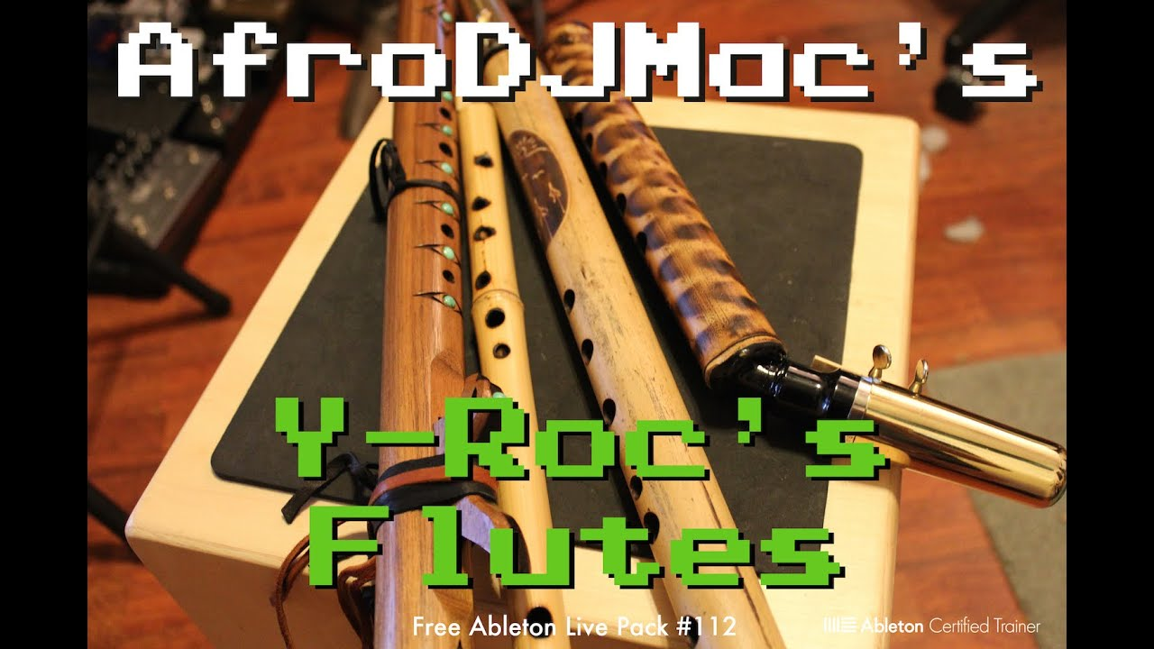 Free Stuff Friday with flutes, stabs and video game hits | Ableton