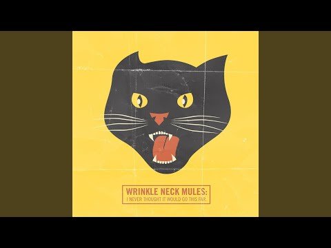 Wrinkle Neck Mules - Never Was The Bird