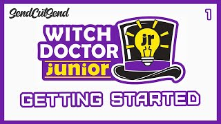 Episode 1 - Getting Started on Your First Robot // Witch Doctor Junior BattleBots Class