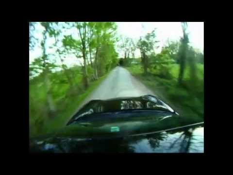 movie of Best camera on board embarquée Porsche 911 gopro film