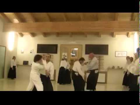 Aikido - Seminar of twinning with the Aikikai of Ireland and the Shizentai dojo of Lauria.mp4