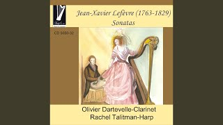 Clarinet Sonata No. 4 in E-Flat Major: III. Polonaise: Allegretto