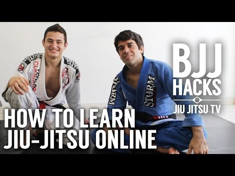 Learn Jiu-Jitsu Online with Felipe Costa & Caio Terra [Leg Port] || BJJ Hacks TV Episode 6.3