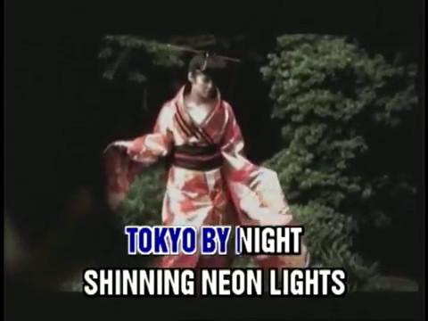 Gina T - Tokyo By Night - Lyrics