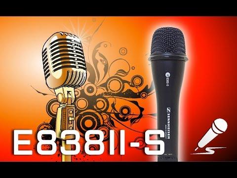 Micro Karaoke Sennheiser E838II-S