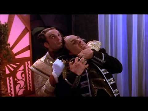 Babylon 5 - Death of the Emperor Cartagia