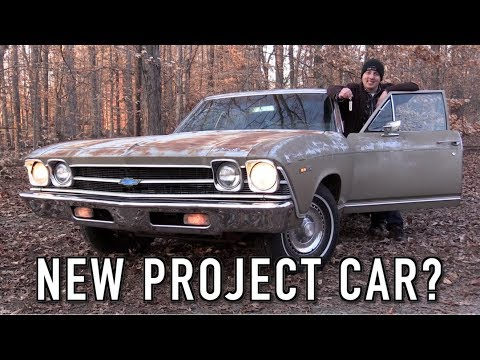 In Depth Tour & Cold Start of Our 1969 Chevrolet Chevelle Ma