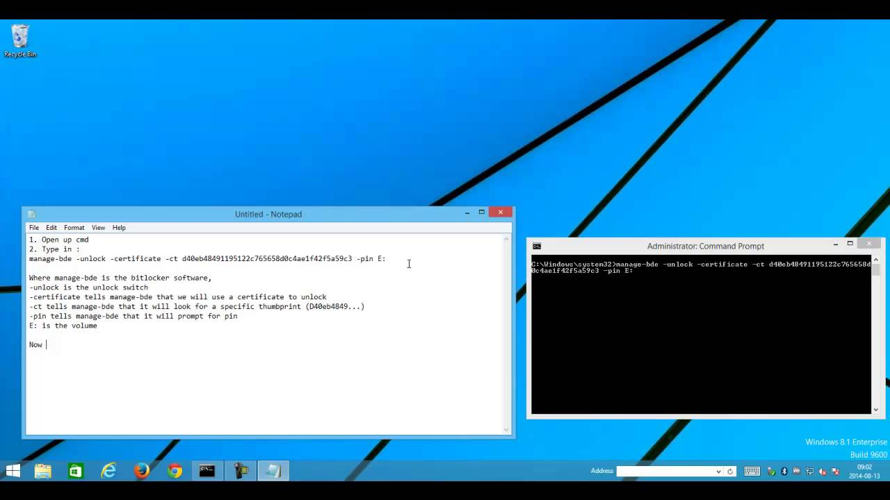 BitLocker: What is it and how to unblock it