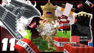 HermitCraft 7 | I BLEW UP MY BASE!!! 😢 | Ep 11 - 2020-05-01T19:18:40Z
