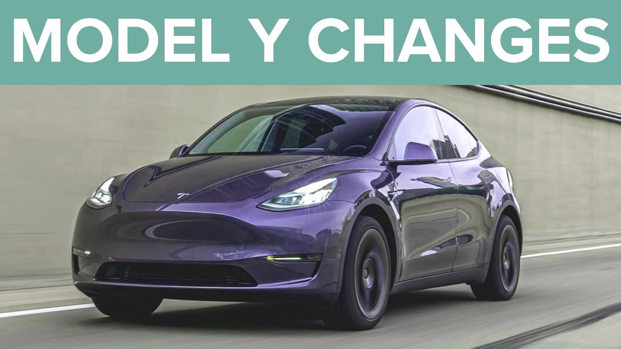 Tesla Model Y Gets an Upgrade - download from YouTube for free
