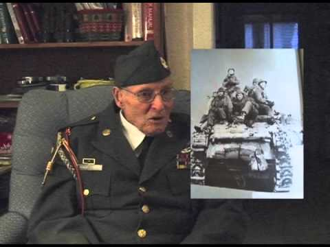 Airborne -WW II  82nd - Herbert Adams  Interview
