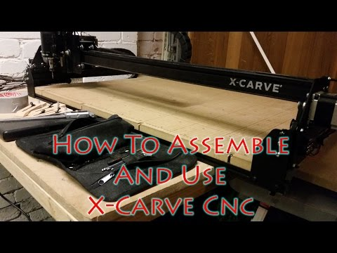 x-carve-cnc-from-inventables---assembly-and-review