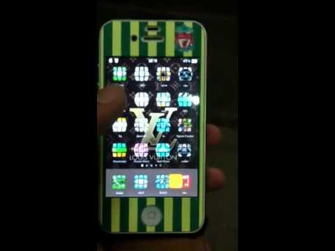 ลูกเล่น Barrel ของการเจลเบรค ios7 By KingKong mobile.
