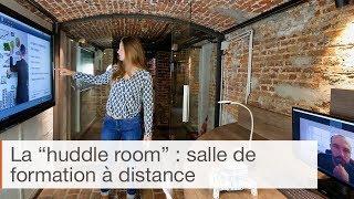 Pourquoi installer une huddle room dans votre entreprise