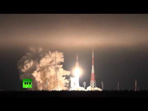 RAW AngaraA5 rocket successfully launches into geostationary orbit