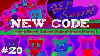 NUEVO CODIGO SOBREENCENDIDO PRE-UPDATE EN ROBLOX BEE SWARM SIMULATOR!!! #20