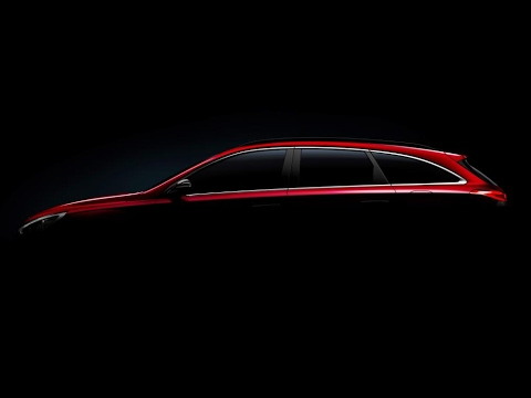 2018 hyundai wagon. brilliant 2018 2018 hyundai i30 wagon estate teaser for hyundai wagon