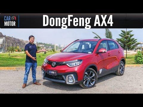 Nuevo DongFeng AX4 - 5 Cosas que debes saber | Car Motor
