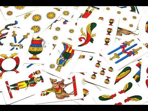 Giochi di carte napoletane in due