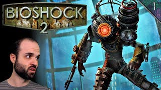 PRIMER CONTACTO | BIOSHOCK 2 Gameplay Español
