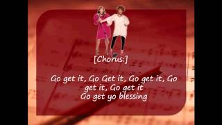 Mary Mary - Go Get It - (Lyrics Video)