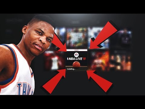 NBA LIVE 18 - HOW TO PLAY NBA LIVE 18 DEMO EARLY | FOR XBOX ONE! *NO CLICKBAIT*