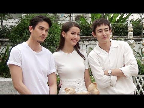 """Yaya งานบวงสรวงเปิดกล้องภาพยนตร์ของ GDH เรื่อง """"Brother&Sister"""" [13-11-17]"""
