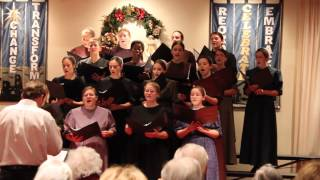 O Beautiful Star of Bethlehem - Acappella Women