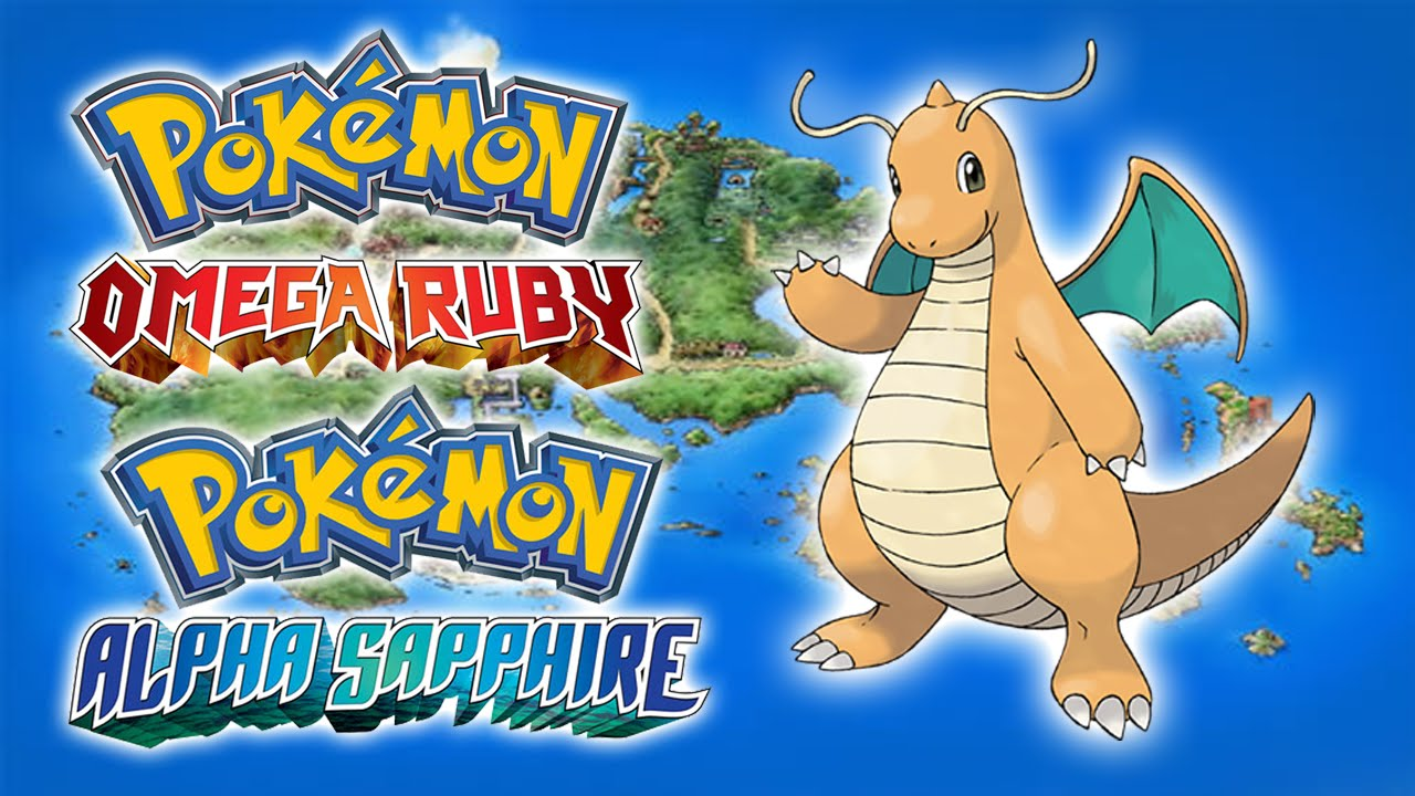 Multiscale Dragonite Pokémon Omegaruby And Alphasapphire Mystery