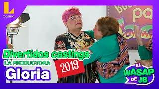 La productora Gloria: revive sus más divertidos casting del 2019