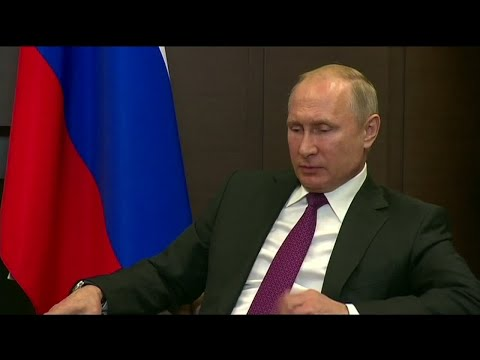 """Vladimir Putin: """"Foreign armed forces will be withdrawn from the Syrian Arab republic"""""""