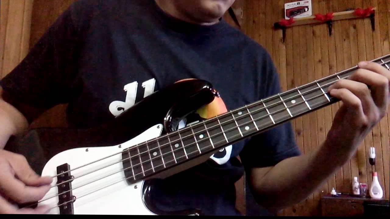 Circuito Jazz Bass : Sx jazz bass standard series youtube
