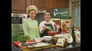 Vietnamese Choice Recette, soupe de nouilles Pho Vietnamienne au boeuf
