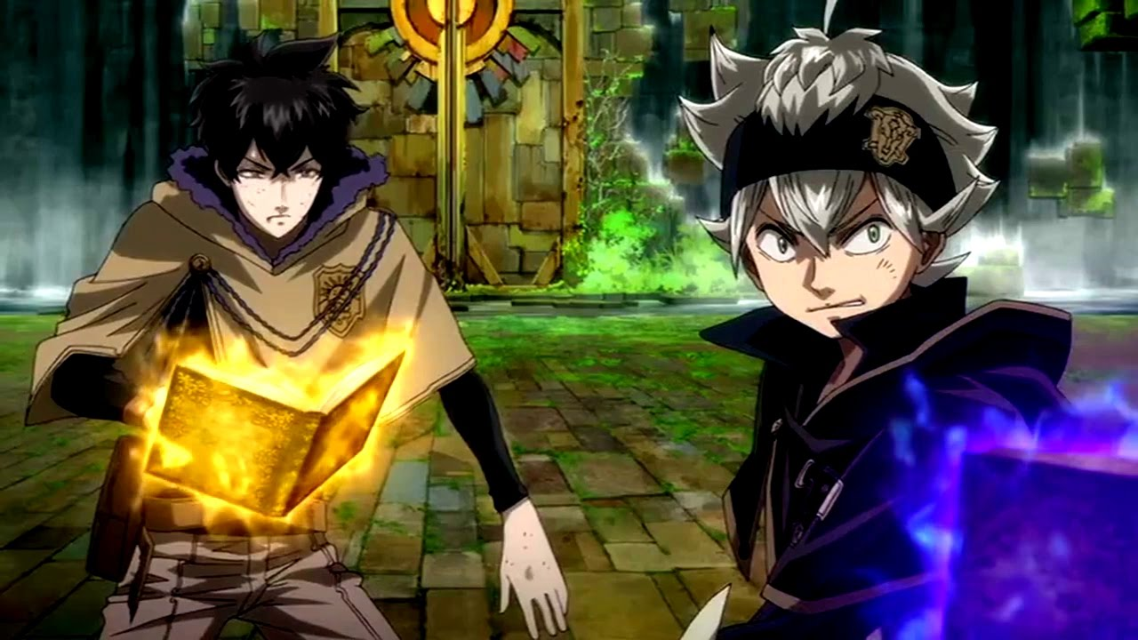 Find your perfect black clover anime wallpapers and backgrounds for your mobile & desktop. Black Clover HD Wallpaper 4K for PC - Anime Wallpapers HD ...