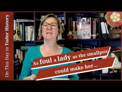 March 29 - As foul a lady as the smallpox could make her