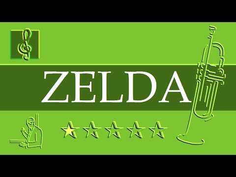 Trumpet Notes Tutorial - Prince Sidon - Breath of the Wild - The Legend of Zelda (Sheet Music)