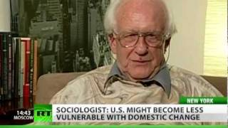 Fall of Empire, End to Wars: Johan Galtung Predictions