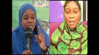 """Ndèye Fatou Fall : """"Arrêtez les audios privées de ma soeur Sokhna Zeynab que vous partagez et les..."""