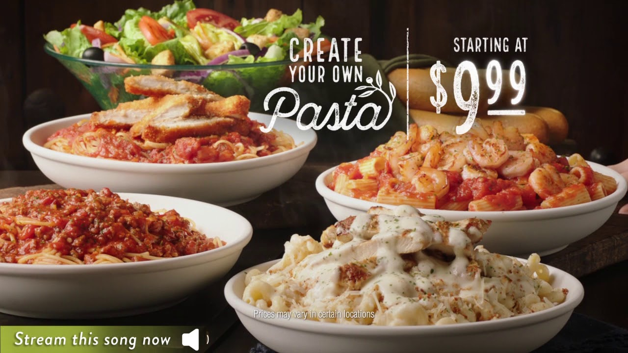 enjoy more of what you love all day long at olive garden - Olive Garden On Poplar