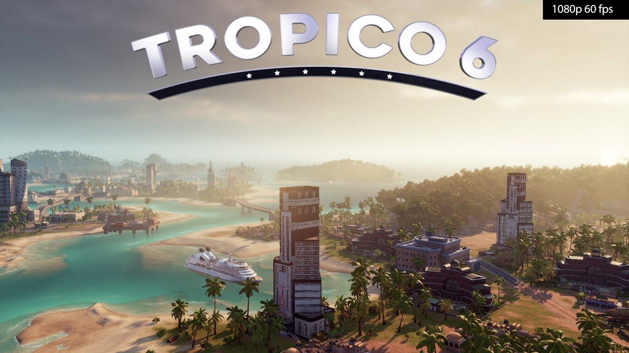 Walkthrough tropico 3